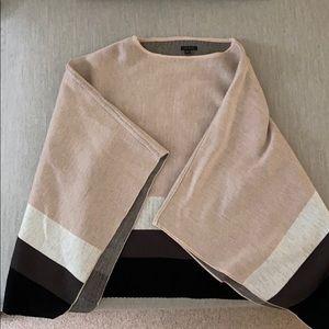 Ann Taylor Poncho Sweater